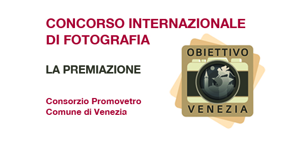 Obiettivo Venezia: la premiazione delle più belle foto di Murano