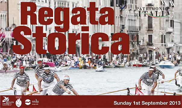 Maialini e bandiere in vetro. La Regata Storica 2013 fa il pieno del Marchio Vetro Artistico® Murano