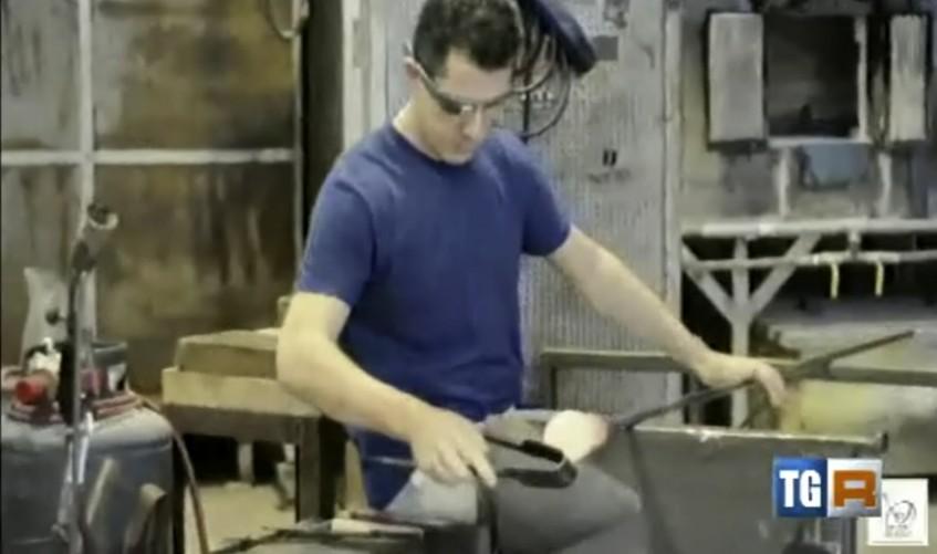 Il vetro di Murano attraverso i Google Glass