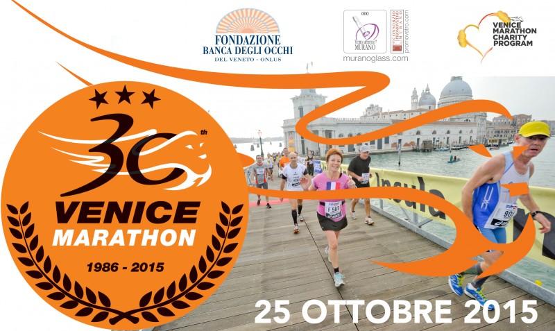 100 runner solidali per ridare la gioia di vedere