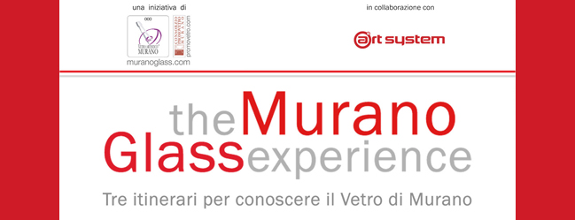 THE MURANO GLASS EXPERIENCE