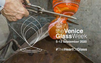 Torna a settembre la The Venice Glass Week – #TheHeartOfGlass