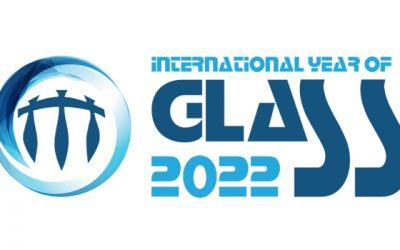 2022 Anno Internazionale del Vetro